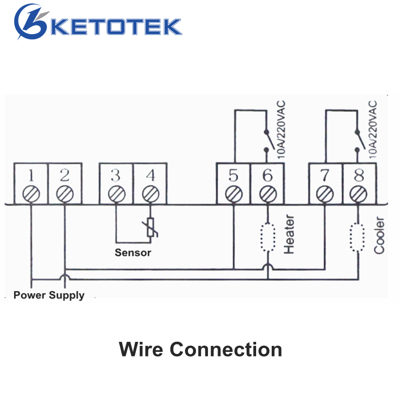 lerway stc 1000 wiring diagram