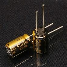 30PCS new Japanese original nichicon audio electrolytic capacitor KZ 47uF/50V free shipping