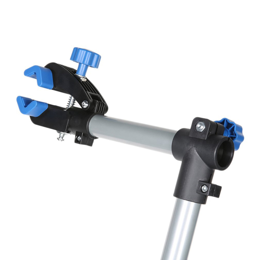 Professional Bike Adjustable Height Repair Stand Telescopic Arm Bicycle Rack from Ru in Bicycle Rack from Sports Entertainment