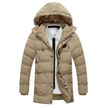 Mens Winter Jackets And Coats Winter Jacket Men Coat Cotton Parka Manteau Homme Hiver Abrigos Hombres Invierno Hot Sale #003
