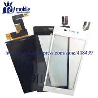 M2 D2403 LCD Touch Screen For Sony Xperia M2 Aqua D2403 M2 S50H D2303 D2305