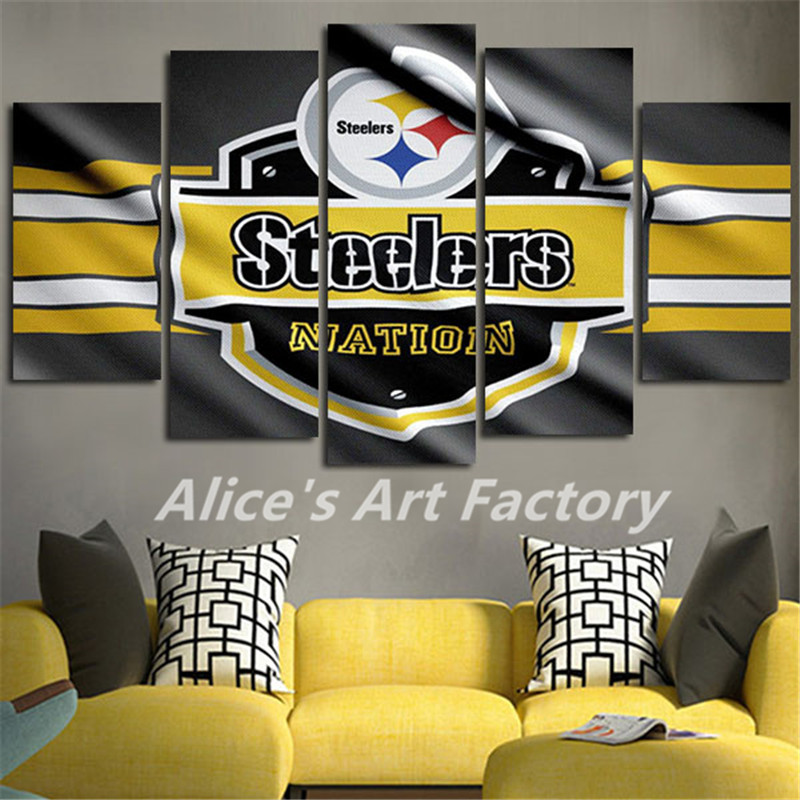 Pittsburgh Steelers Home Decor