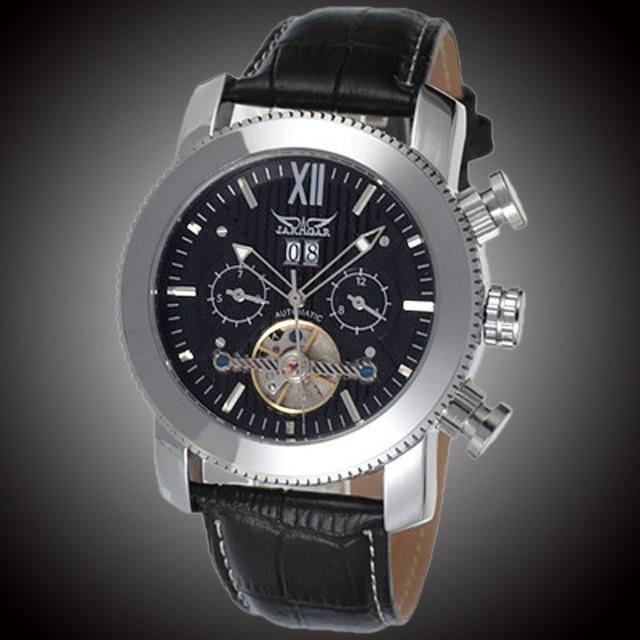 original Automatic Wrist Watch Men Dress Watches Men's Mechanical Wristwatch W157501-4