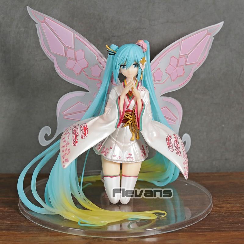 Hatsune Miku GT Project Racing Miku Tony Haregi Ver Anime Figurine Statue Gift