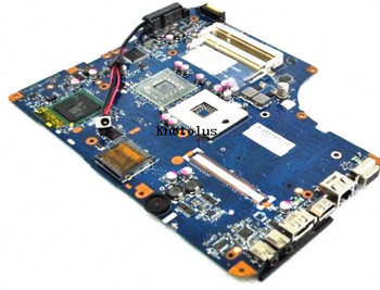 K000083110 KSWAA LA-4981P GL40 For Toshiba Satellite L550 L500 laptop motherboard DDR2 Free Shipping 100% test ok