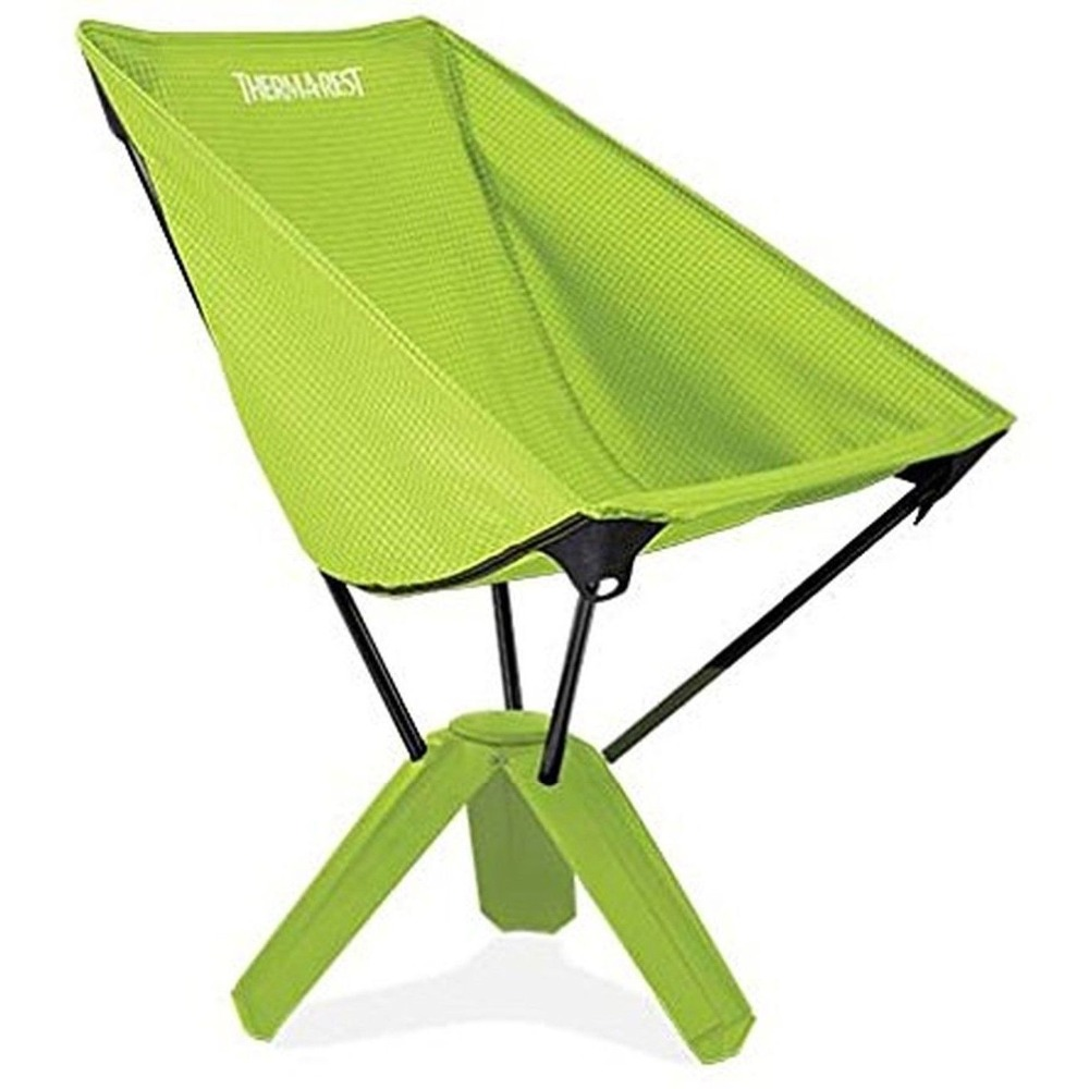 Free Shipping Unisex Adventure Gear Camping Chair Slate Lime One Size Camping And OutDoor Furniture Therm