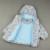 Criança / conjunto de roupas de bebê, Meninas do bebê, Bebê meninos à prova de vento / à prova d ' água terno, Gêmeos conjunto de roupas, Tamanho 62 a 80
