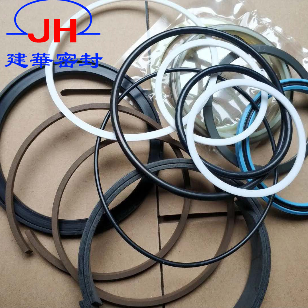 digger spare part EX165-1 EX165 Arm Cylinder Service Seal Kit Gaskets  repair service seals 3 month waranty excavator