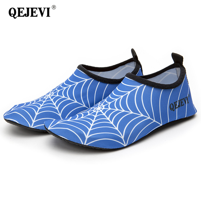 cc14a12769732 QEJEVI Summer Hot Sale Aqua Shoes Men Women Swim Rivers Wet Water Shoes  Barefoot Skin Beach Best Water Shoe Outdoor Footwear