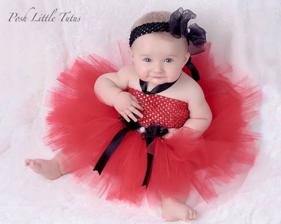 Hot Retail Baby Crochet Tutu Dress Girls Handmade 1Layer Corset Ballet Tulle Tutus With 4