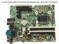 Para hp 6300 pro 657239-001 656961-001 motherboard placa de sistema mainboard sff q75 h77 100% testado