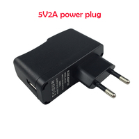 Wholesale USB Charger Mobile Phone AC Power Supply Adaptor 5V2A Raspberry pi 2 Power Adapter UK/US/EU for orange pi for Sunsung