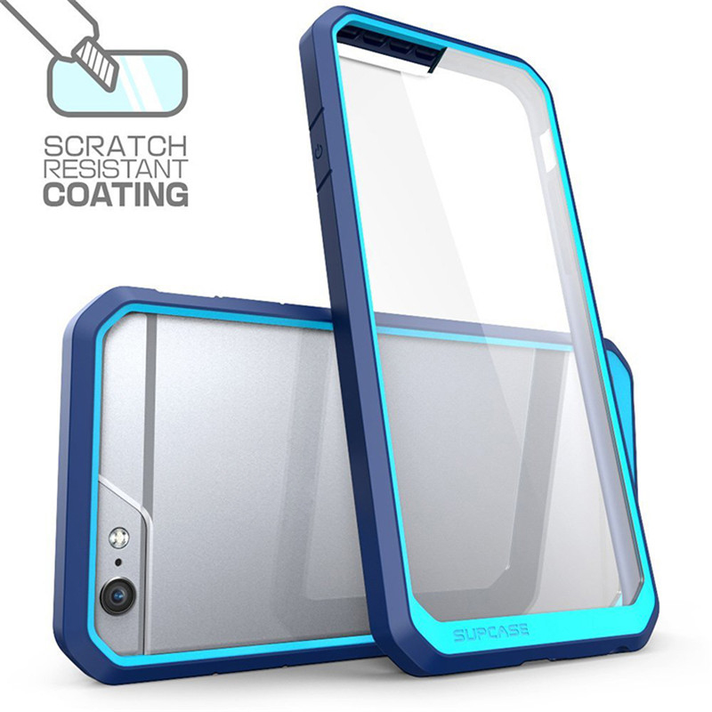 For iPhone 6 Case Silicone Hybrid Protective Cover For iPhone 6 6S Plus 7 Plus Phone Cases For iphone 6s Case Frame