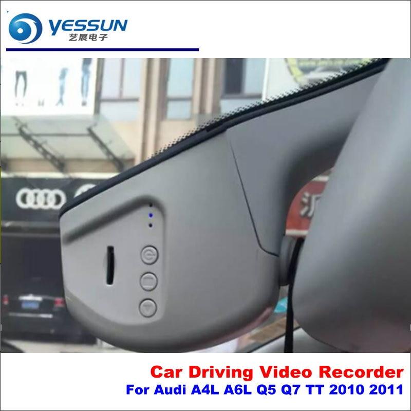 YESSUN Audi A4L A6L Q5 Q7 TT 2010 2011 Autós DVR vezetési videó - Autóelektronika