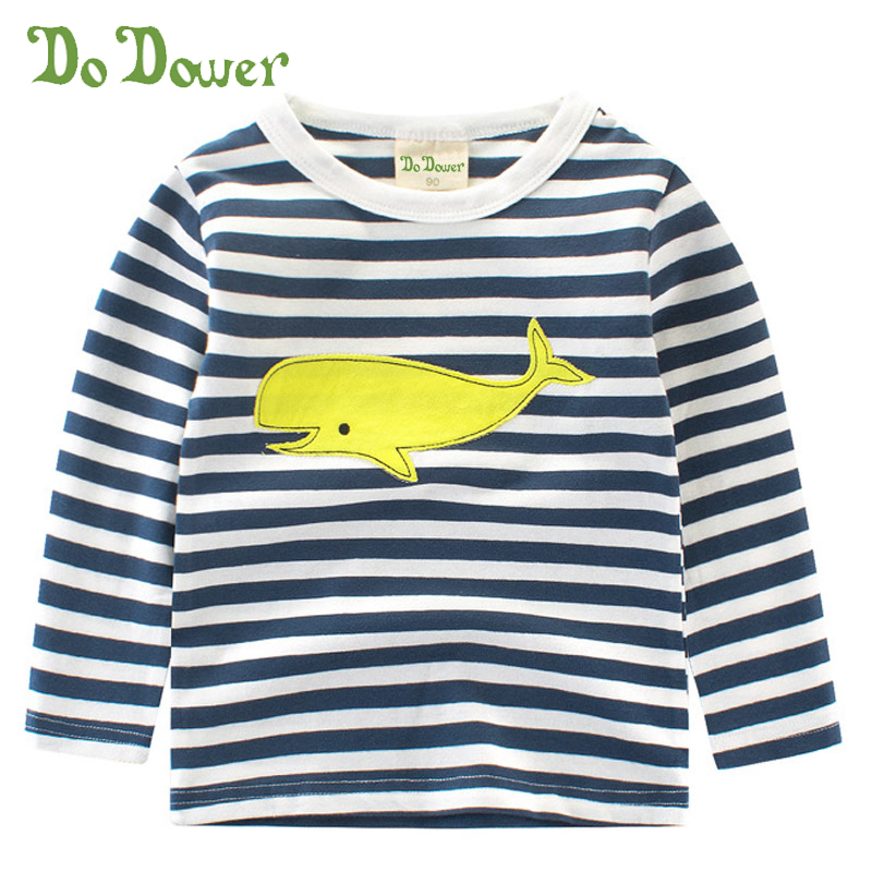 Spring Autumn Boys And Girls Cotton Shirts Children Cartoon Shirt For Kids Chothes Blous ...
