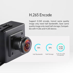 Image 4 - H.265 POE Fisheye HD 1920x1080 P 2.0MP אבטחת מיני סוג מקורה IP מצלמה מתכת מצלמה ONVIF P2P IP טלוויזיה במעגל סגור מצלמת מערכת