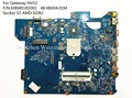 Para gateway nv52 laptop motherboard mbwdj01001 48.4bx04.01m amd socket s1 ddr2 100% testado