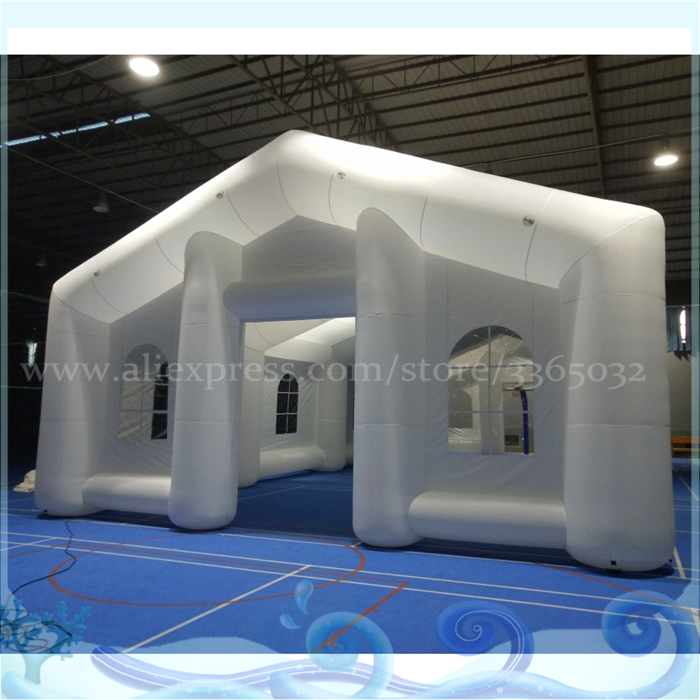 inflatable booth tent06