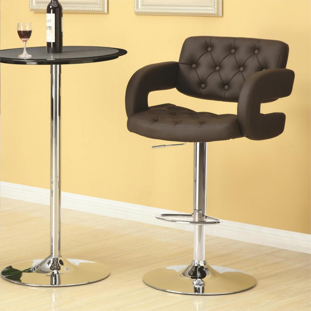 Fashion Simple Reception Chair Font