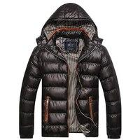 2017 Hot Brand Winter Jacket Men Warm Down Jacket Casual Parka Men Padded Winter Jacket Casual