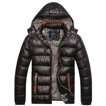 2017 Hot Brand Winter Jacket Men Warm Down Jacket Casual Parka Men padded Winter Jacket Casual Handsome Winter Coat