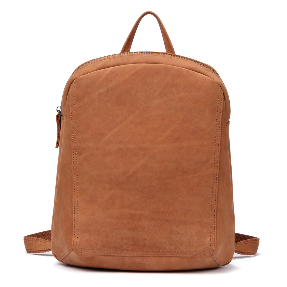 XIYUAN women brown Backpack High Quality Genuine Leather Backpacks for Teenage Girls Female School Shoulder Bag Bagpack Mochila 33cm women backpack oil wax cow genuine leather backpack for teenage girls school large capacity shoulder bag brown tote mochila