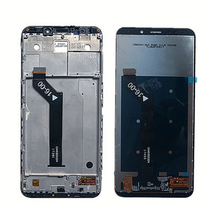 Image 2 - LCD For Xiaomi Redmi 5 Plus LCD Display With Frame+Touch Screen For Redmi 5 Plus Display LCD Screen 2160*1080 IPS