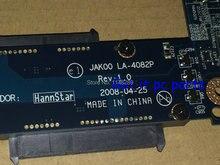 New !!! FREE SHIPPING JAK00 LA-4082P REV : 1.0 Laptop Motherboard For HP Pavilion DV7 Notebook 480365-001 480366-001