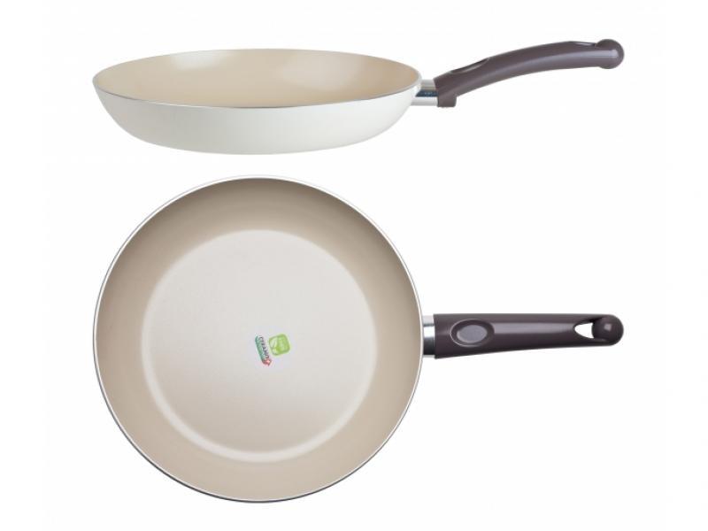 Frying Pan TVs, Bianca, 28 cm frying pan tvs electra induction 28 cm