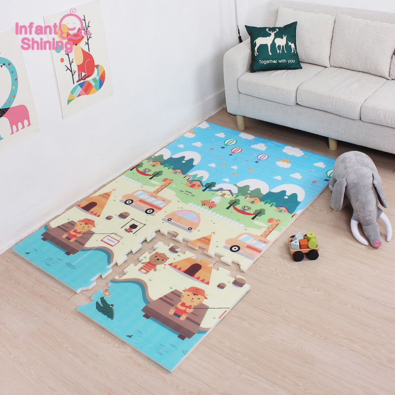 Pad For Infants Toys Mat Play Mats