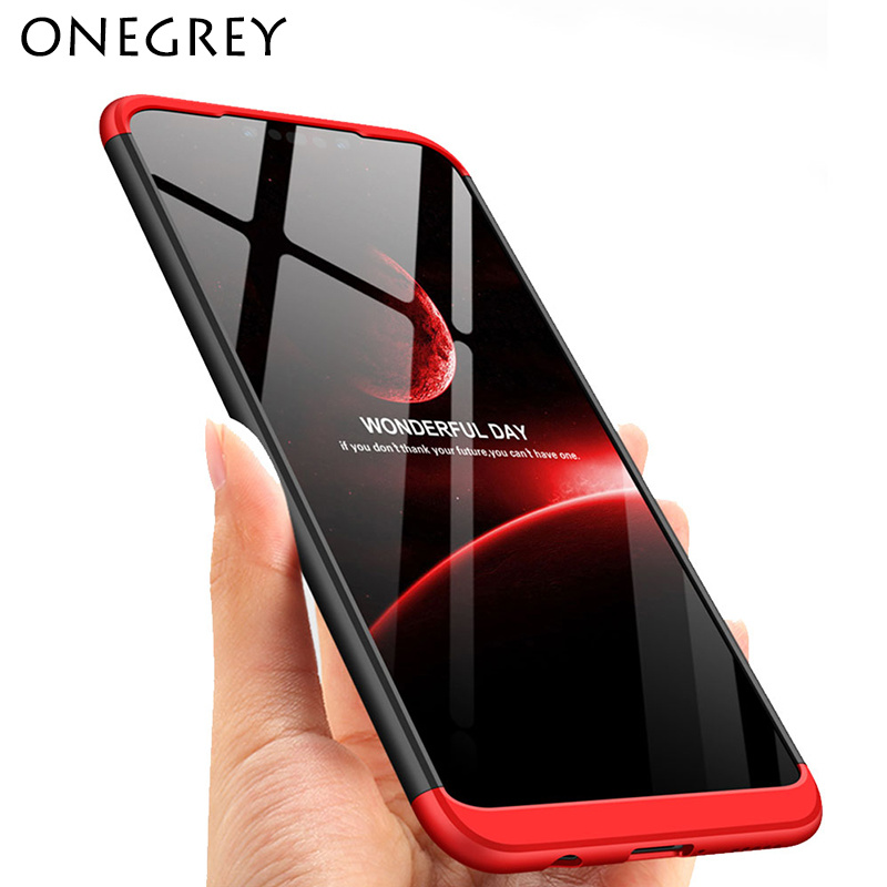 Original Hard Armor Case For <font><b>Xiaomi</b></font> <font><b>Mi</b></font> <font><b>Max</b></font> <font><b>3</b></font> 6gb <font><b>128gb</b></font> Luxury Cover 360 Full Protection Phone Cases for xaomi max3 celular 6.9 image