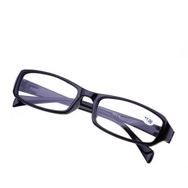Presbyopia Glasses Acetate Oculos Grau Striped Unisex Eyeglasses Rectangle Full-Rim Fashion Hyperopia Old Man Reading Glasses
