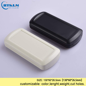 Портативная пластиковая коробка для электронного проекта, 130*60*26,5 мм, АБС-пластик, электрическая коробка diy, ручная электрическая коробка, ра...