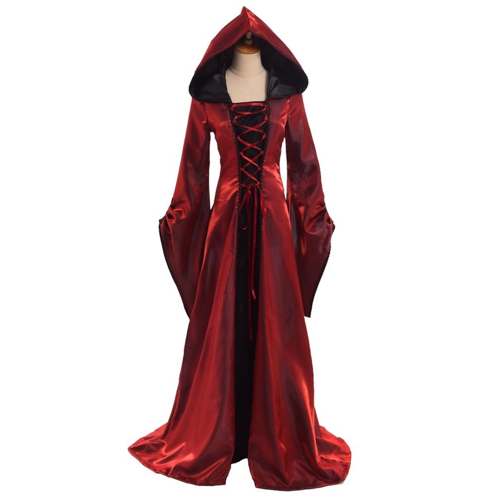 Aliexpress.com : Buy Halloween Costume for Women Retro Victorian ...