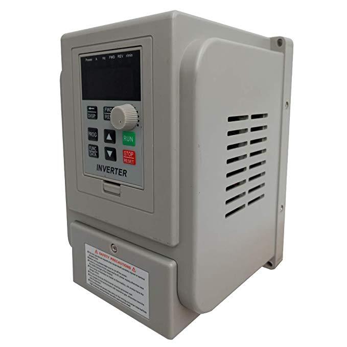 VFD AT2 0. 45 кВт/0. 75 кВт/1. 5 кВт/2. 2 кВт однофазный 220 В и однофазный преобразователь частоты для однофазного двигателя