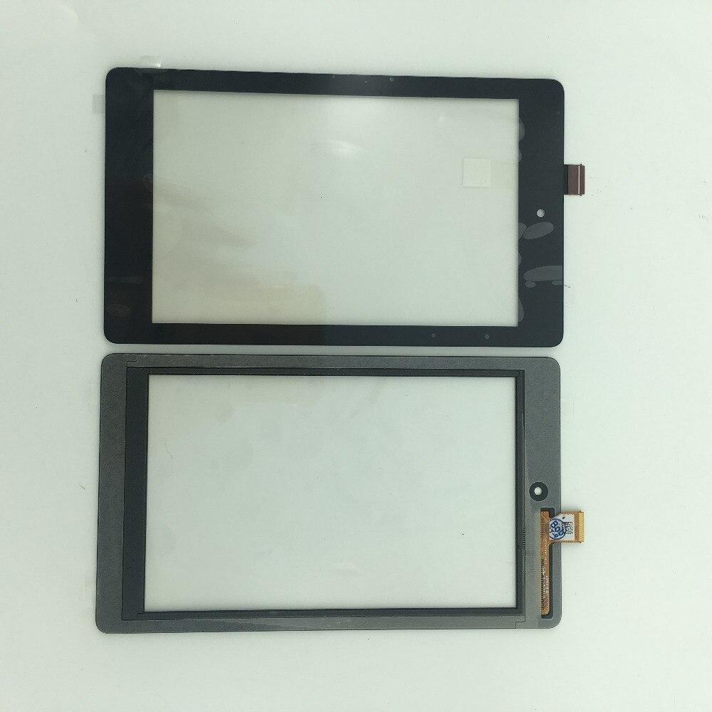 6 дюймов Сенсорный экран Панель планшета Сенсор внешний Стекло Замена для Amazon Kindle Fire HD 6 HD6 Черного цвета; Бесплатная доставка