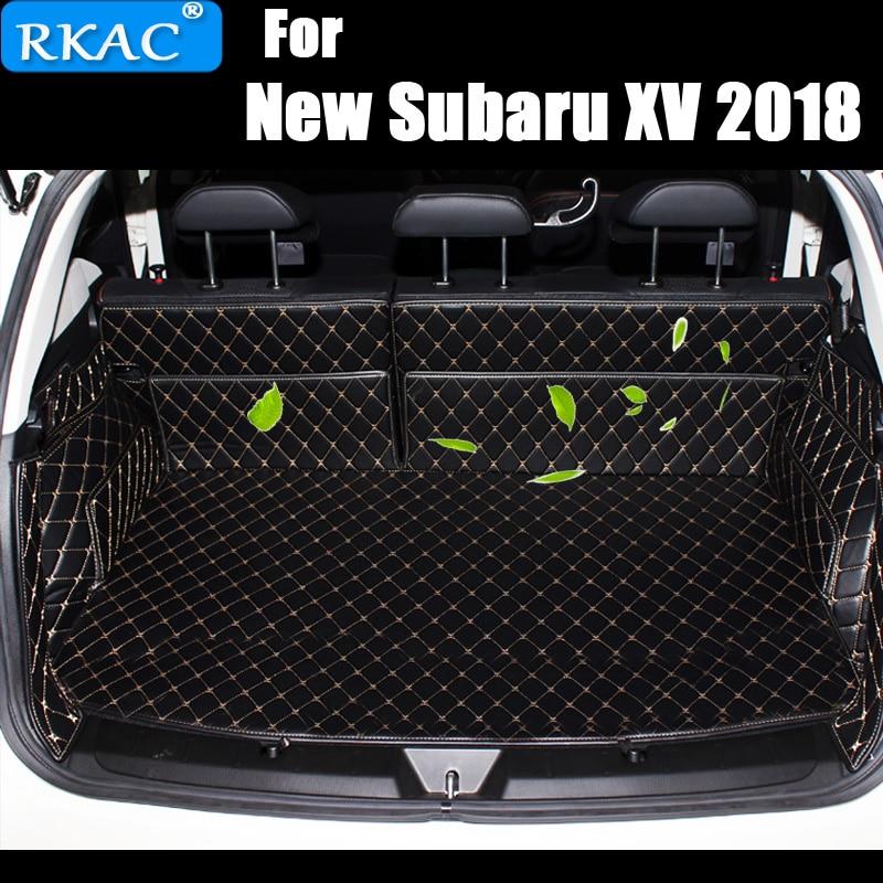 Rkac Car Styling Car Trunk Mats For Subaru Forester Xv