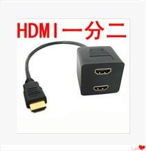 HDMI второй с двумя hdmi разделения экрана устройства дистрибьютор в два сантиметра два мать