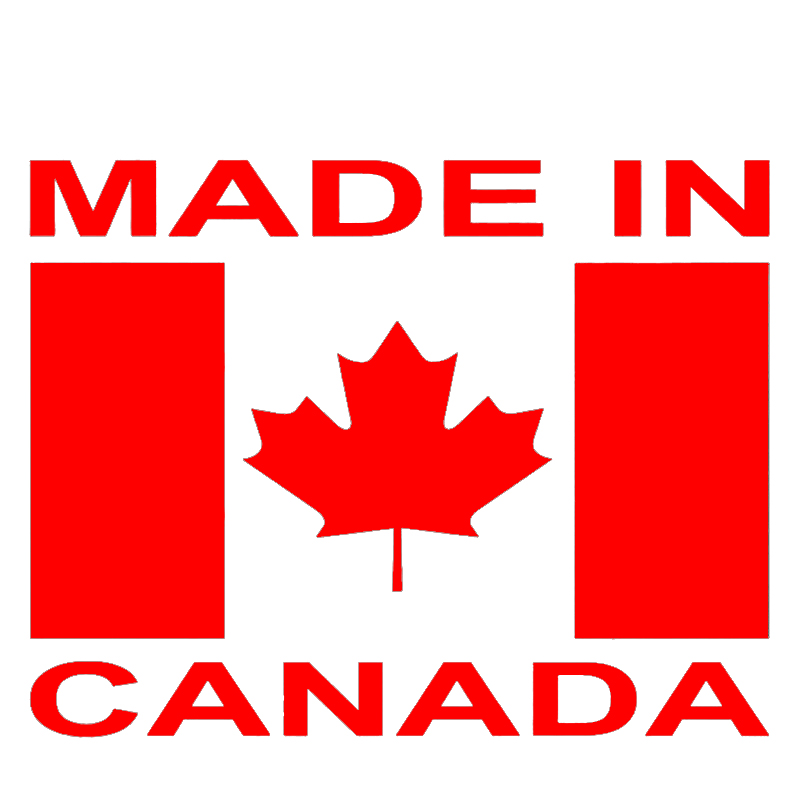 Wholesale 50pcs/lot Made In Canada Art Letter Maple Leaf