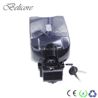 Eu Us no tax ebike battery 48v 10ah 500W li-ion battery with charger and built in 15A BMS