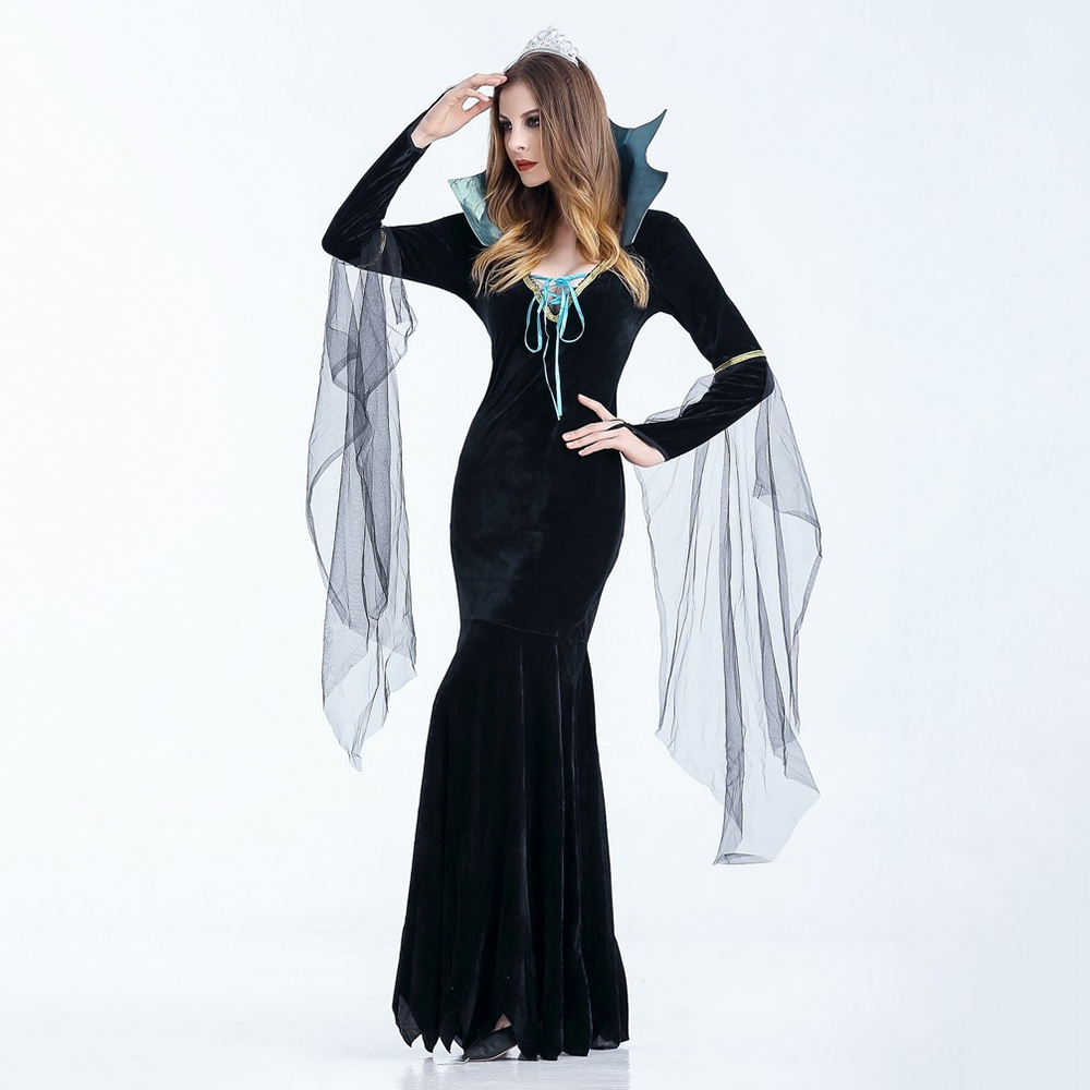 Online Get Cheap Gothic Witch Costume -Aliexpress.com | Alibaba Group
