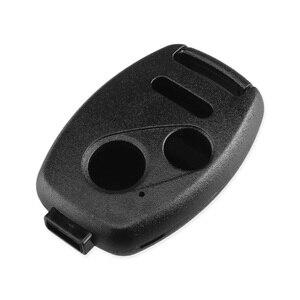 Image 4 - KEYYOU 50X 2/3/4 bouton clé de voiture à distance coque pour Honda Accord Civic CRV Pilot 2007 2008 2009 2010 2011 couvercle de clé sans lame
