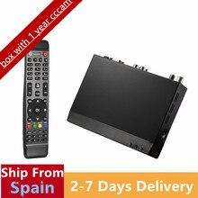 Freesat V8 Golden COMBO Satellite Receiver Receptor +USB WiFi with1 year server DVB-S2&DVB-T2&C TV Tuner Set Top Box