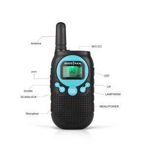 Image 3 - トランシーバー長距離 2 ウェイラジオ充電式 PMR446 ライセンス送料 walky トーキー最高ギフト少年少女のためティーンエイジャーハイキング
