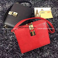 Designer Hard case Runway Style Lock bag Classic Women shoulder bag Crossbody bag Bolsa