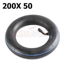 """אמיתי פעלולים קטנוע חשמלי חד אופן 200X50 8 """"2"""" 8 inch פנימי צינור עבור גז & חשמלי קטנוע כיס אופני תער 200x50"""