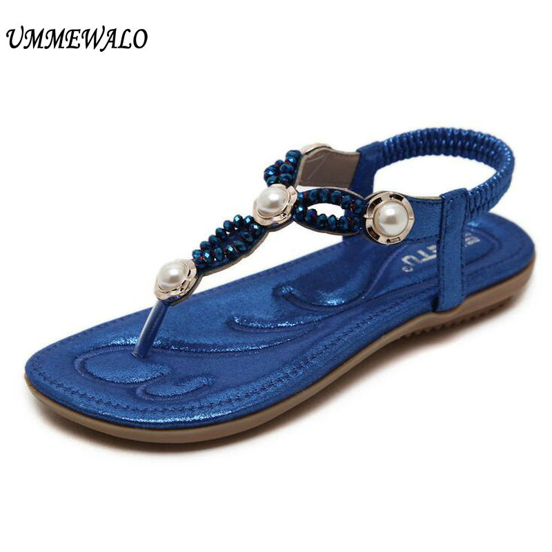 UMMEWALO Sandals Women Designer T-strap Flip Flops Thong Flat Sandals Ladies Gladiator Summer Sandal Shoes Zapatos MujerUMMEWALO Sandals Women Designer T-strap Flip Flops Thong Flat Sandals Ladies Gladiator Summer Sandal Shoes Zapatos Mujer
