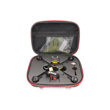 Emax RC Bolsa Bolsa de Transporte De Armazenamento Caso Box Com Esponja Para RC Avião 200 FPV Zangão