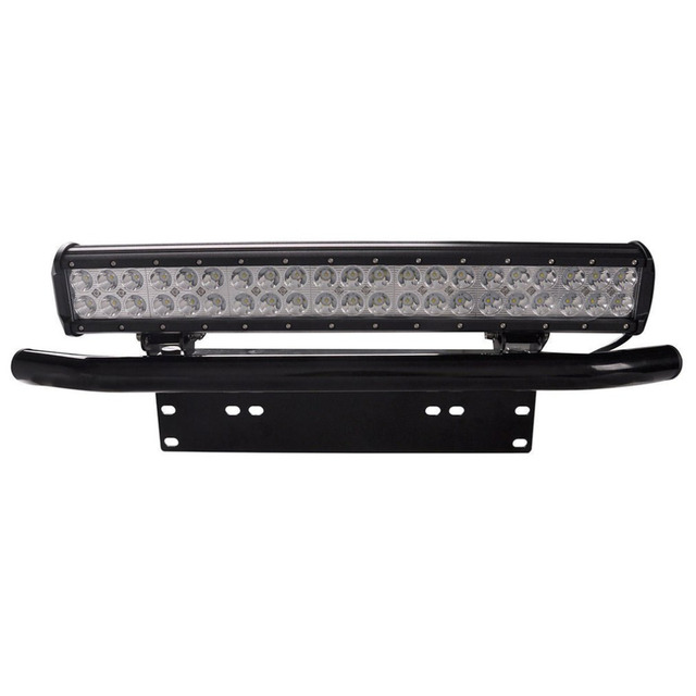 Tirol easy installation license number plate frame holder light bar tirol easy installation license number plate frame holder light bar mount front bumper for offroad truck mozeypictures Gallery