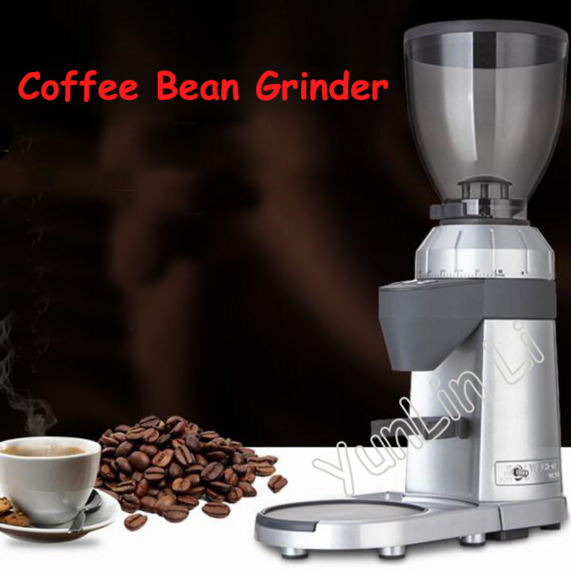 Moulin à café électrique manuel 220 V de Machine de meulage de café de ménage de broyeur de grain de café pour le ZD-16 à la maison